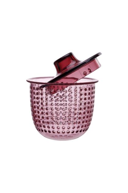 Πλαστικό κόκκινο φίλτρο για κούπα unimug της Kinto