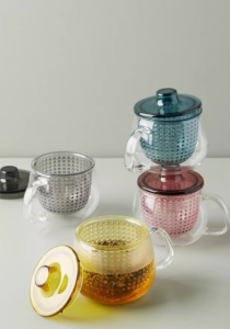 unimug cups of all 4 colours aranged on a table