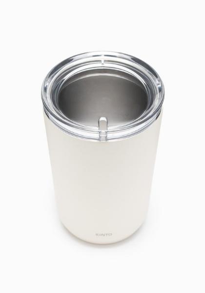 Kinto coffee cup in vanilla color