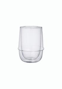 Iced tea Kronos glass from Kinto