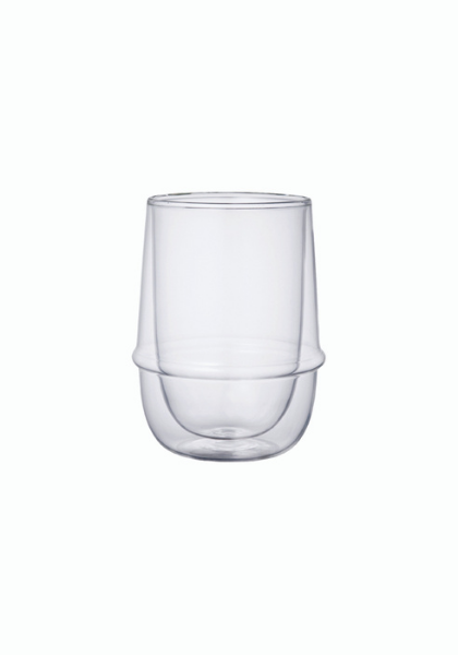 Iced tea Kronos glass from Kinto